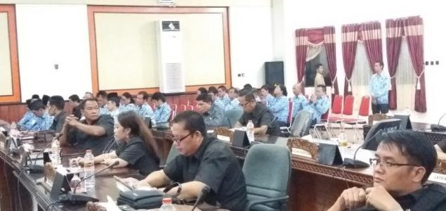 Raperda Inisiatif Dewan Disahkan