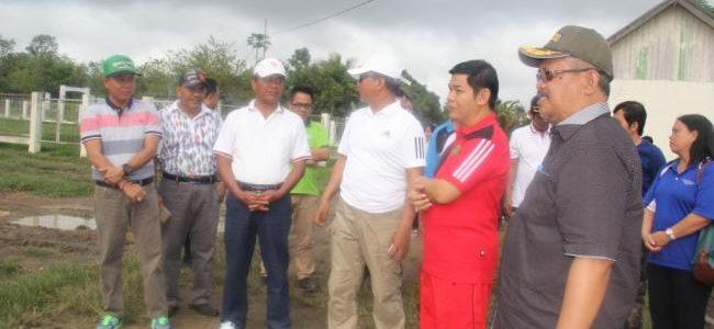 Bartim Kerjasama Bidang Pertanian dengan Palangka Raya