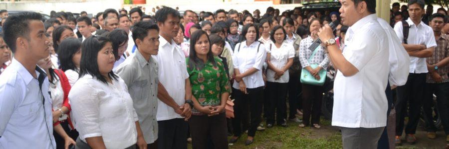 Tahun 2018 Kesejahteraan PHL Bartim Diupayakan