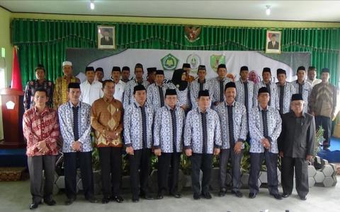 Pembukaan STQ Ke-7 Tingkat Kabupaten Barito Timur Tahun 2017