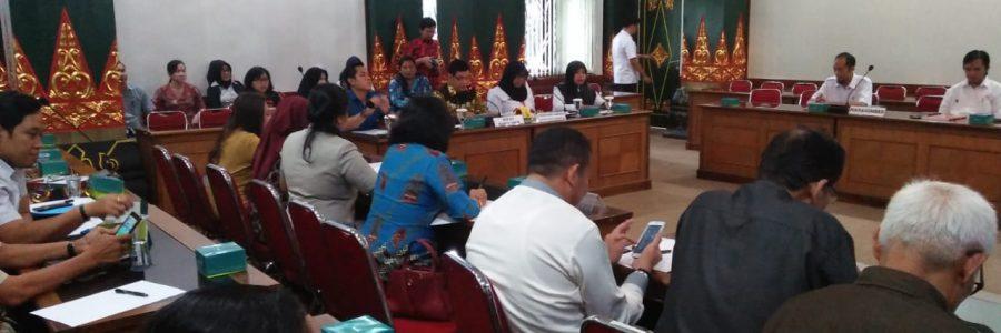 Pemkab. Bartim Bersama DPRD Kunker Pendalaman Materi Perda E-Government