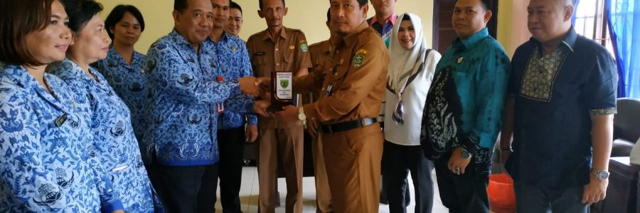 DPRD Kabupaten Tapin Kunker Ke Diskominfo Bartim