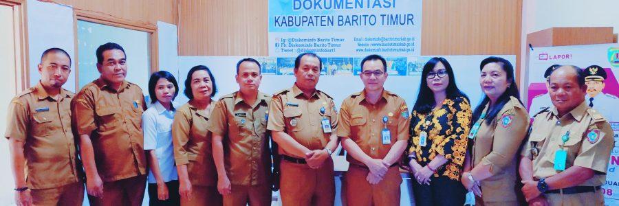 Komisi Informasi Kalteng Monitoring Verifikasi Keterbukaan Informasi Publik