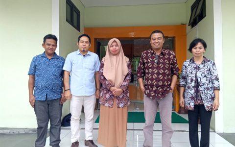 Diskominfo Bartim Penjajakan Kerjasama dengan Diskominfosan Kota Yogyakarta